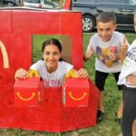 Kids Pretend Play with McDonalds Cooking Food Truck Toy