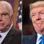 Trump's brand of politics has eclipsed McCain's