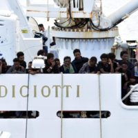 United Nation urges European Union states to accept migrants stranded ...