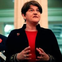 Arlene Foster 'annoyed' at business leaders support for May's Brexit d...