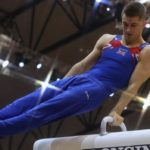Max Whitlock: British gymnast just misses out on world gold