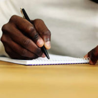BUHERE: Letter writing makes difference between good and bad education
