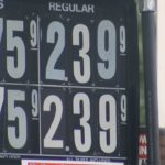 Low gas prices make holiday travel a little more affordable