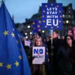 Brexit news latest: Support for staying in EU hits highest level since...