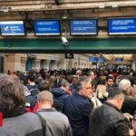 Eurostar tells customers 'don't travel'