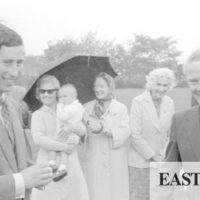 Nostalgia: Prince Charles visits Helmingham Hall in 1977 | Suffolk and...