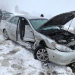 Portions of I-29, I-70 and I-90 shut down as major storm whips central...