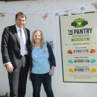 John Glen salutes a local business that is tackling local food waste