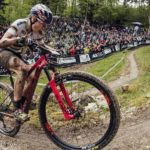 Kate Courtney Wins First UCI Mountain Bike World Cup Race