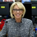 Polarizing but enduring Cabinet member: Education head DeVos