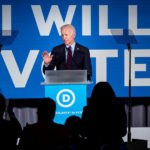 Biden and Democratic Rivals Exchange Attacks Over His Remarks on Segre...