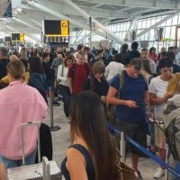 British Airways flights delayed across the world affecting thousands a...