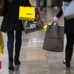 High Street: Five ways UK shopping has changed