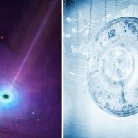 Black holes may be the key to time travel and make 'billions of years ...