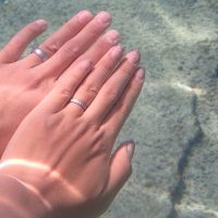 ROQ silicone rings review — soft wedding rings for active lifestyles