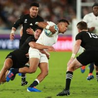 England vs New Zealand LIVE Rugby World Cup: Latest score and updates