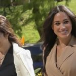 Meghan visits Johannesburg university to discuss gender equality in ed...