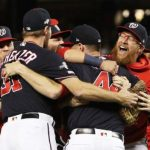 Washington Nationals beat St Louis Cardinals to reach World Series for...