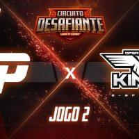 Circuitão 2018: paiN Gaming x Operation Kino (Jogo 2) | Fase de Pontos - 2ª Etapa