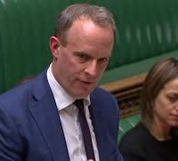 Mike Pompeo set to meet Dominic Raab, as minister insists Huawei decis...