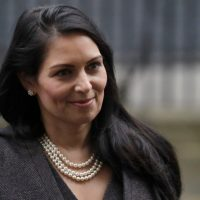 Priti Patel is 'brilliant, collegiate' and not a 'bully', says busines...