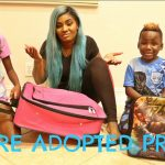 YOU'RE ADOPTED PRANK ON OUR KIDS YAYA AND DJ!! (THEY CRIED)