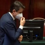 Conte calls for 'courage' to save Italy at talks with EU, IMF