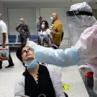 Lebanon Sees Highest Daily Increase of Coronavirus Cases | World Repor...
