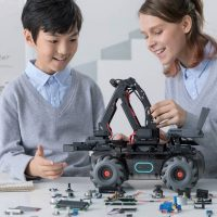What is DJI doing for STEAM education around the world?