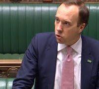 Politics latest news: Matt Hancock faces questions on UK's test and tr...