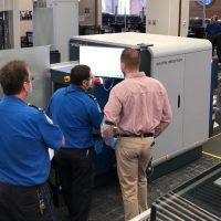 TSA says new technology allows passengers to keep electronics inside c...
