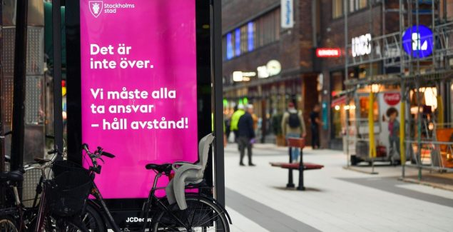 Sweden Covid-19 Resurgence Will Hurt Economy in Months Ahead