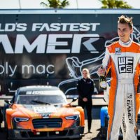 james baldwin wins world's fastest gamer