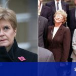 FM pays tribute to former MSP who helped her into politics – STV News