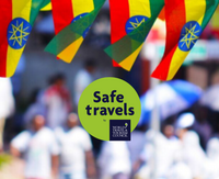 Ethiopia awarded Safe Travels Stamp by World Travel & Tourism Council